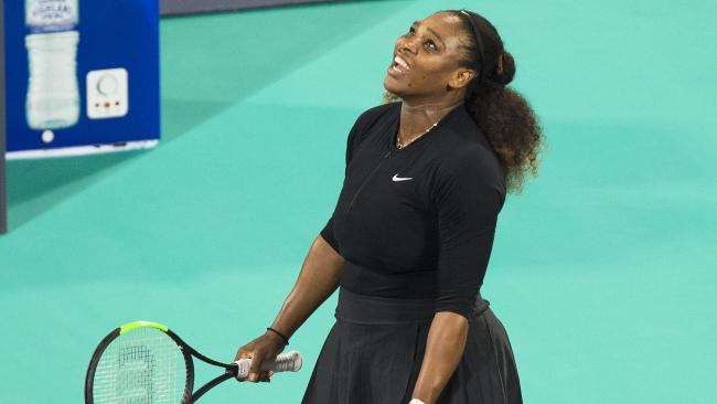 DEFENDING champion Serena Williams has withdrawn from the 2018 Australian Open.