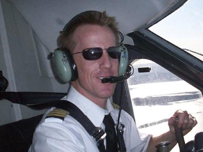 "The pilot of the Sydney Seaplanes' aircraft was 44-year-old Gareth Morgan, who police described as ""an experienced seaplane pilot""."