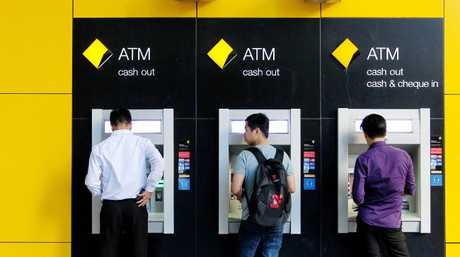 Cash only accounts for around 3.5 per cent of the money in circulation, the RBA claims. It's also looking into how a bitcoin-style digital currency could work in practice