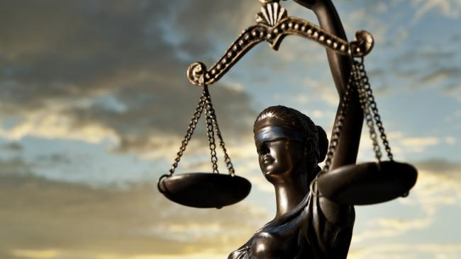Scales of justice. Photo: File