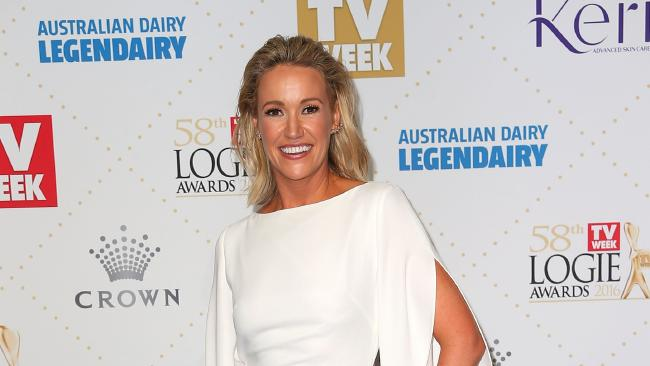 Leila McKinnon had the perfect reaction when her husband's car went up in flames. Karl Stefanovic and Leila McKinnon say they've seen each other naked