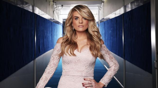 Erin Molan has a baby on the way. Picture: Rohan Kelly.