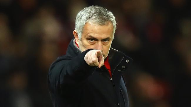 Jose Mourinho. (Photo by Clive Mason/Getty Images)