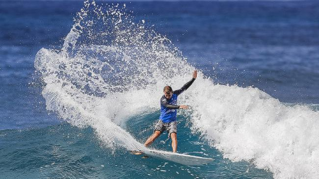 Billabong has entered an arrangement for the surfwear giant to be sold to the owner of Quiksilver. The deal has to be approved by shareholders. Picture: Damien Poullenot