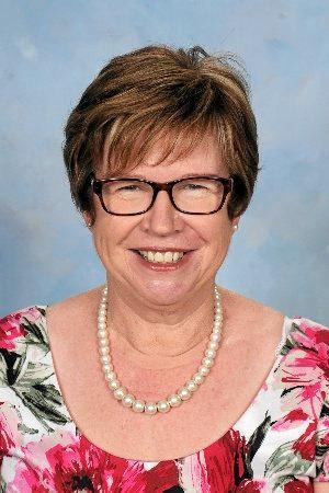 Yeppoon State High School principal Ruth Miller.