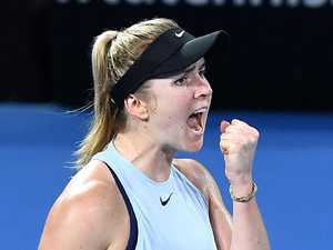 Svitolina smashes her way to Brisbane International title