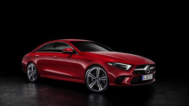 Mercedes CLS.