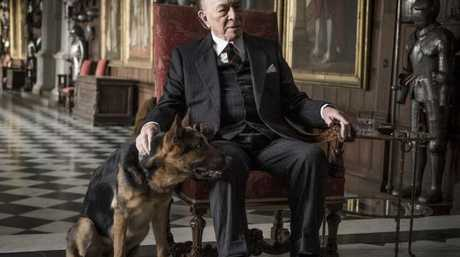 Christopher Plummer gives a monstrous performance as the world's richest man J.P. Getty in All the Money in the World. Picture: Roadshow