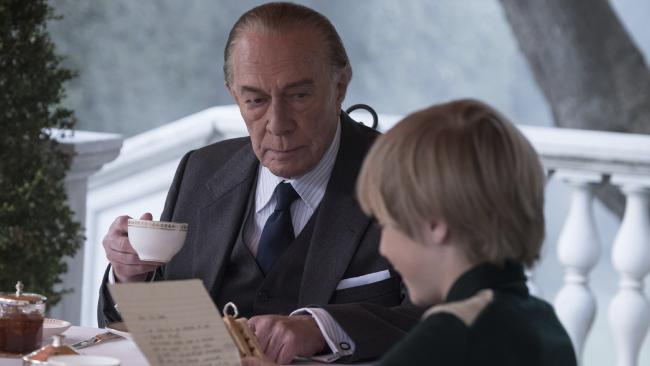 Christopher Plummer is a man who refuses to give over a penny of his vast fortune in true story All the Money in the World. Picture: Roadshow.