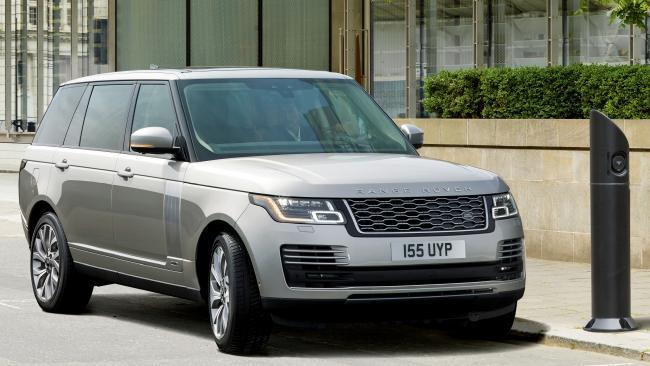 Range Rover PHEV.