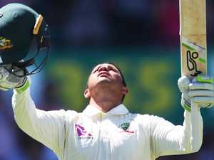 Khawaja fires back at critics after Ashes century