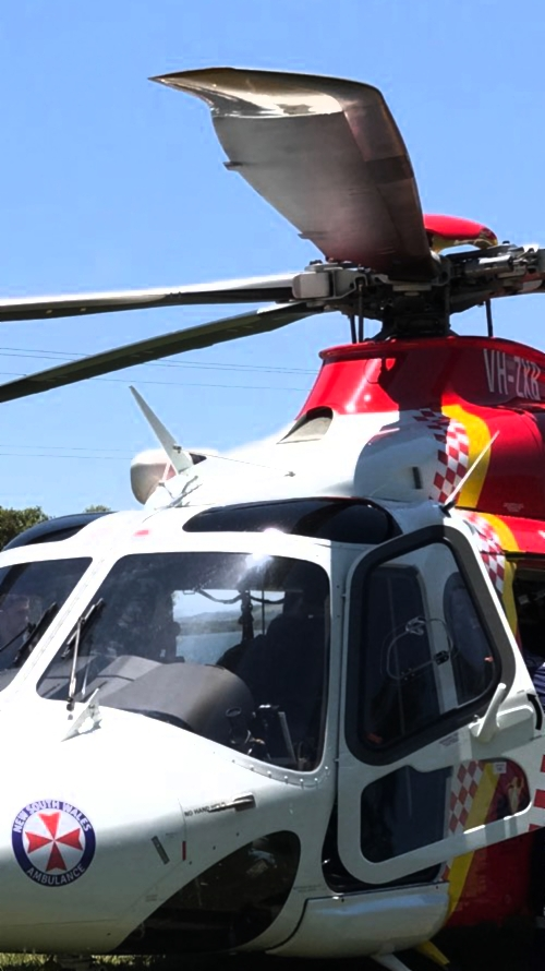 The search will continue today for a man missing in the Clarence River
