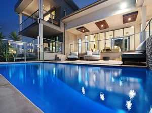 Award-winning Mount Lofty escarpment home listed for sale