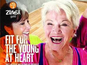 Zumba Gold held every Monday Morning at St. Thomas More's Catholic Parish Hall, 71a Ramsay Street, Toowoomba at 9.00am.