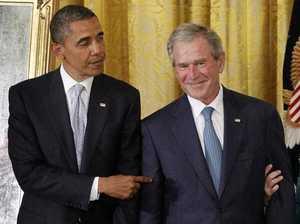 Bush and Obama's best jokes revealed