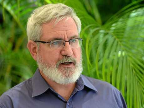 Greens Senator Andrew Bartlett.