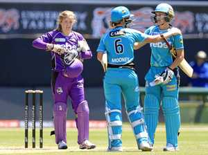 Heat women in ding dong battle for Big Bash finals