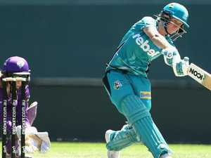 Mooney smashes Heat to third WBBL win