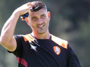 Aloisi hits Roar nerve with his call to arms
