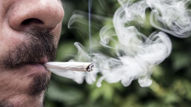 The NSW Centre for Road Safety website states THC (the active ingredient in cannabis) can typically be detected in saliva by a Mobile Drug Testing (MDT) stick for up to 12 hours after use. Picture: iStock