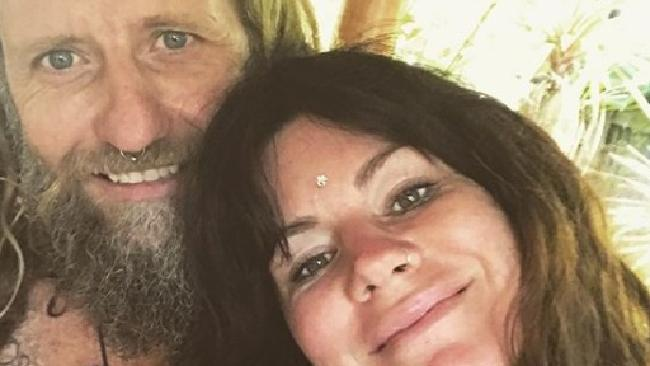 Constance Hall is believed to have married Denim Cooke in a secret ceremony. Picture: Instagram