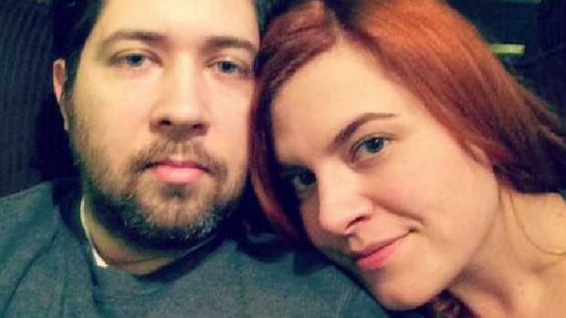 Writer Brittany Gibbons had sex with her husband every day for a year. Picture: Brittany Gibbons