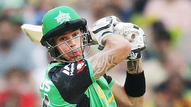 Kevin Pietersen won't be back for the Stars next season.