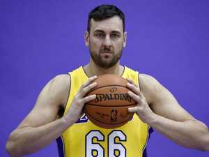 Bogut's next move after Lakers split