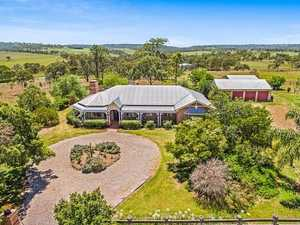 Country retreat listed for sale via expressions of interest