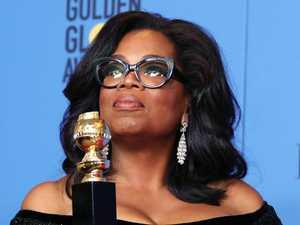 Oprah's epic speech at golden Globes
