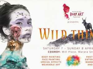 The Australian Body Art Festival is Australia's premier body art event, attracting artists and spectators from across Australia and overseas.