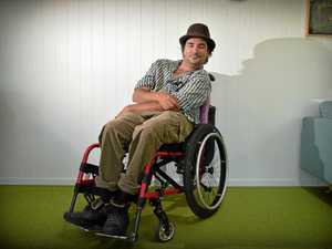 Wheelchair-bound Coast man begs for Government support