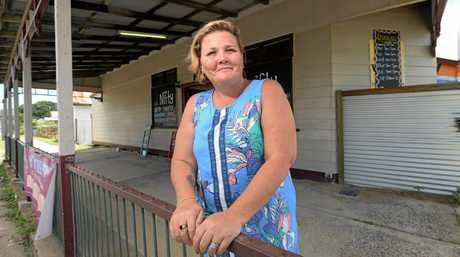 FUTURE: Meagan Best is excited to serve the Mount Morgan community from a new location.