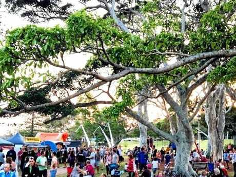 The Twilight Food Markets has proven so popular it's hard to find a park according to this Advocate reader.