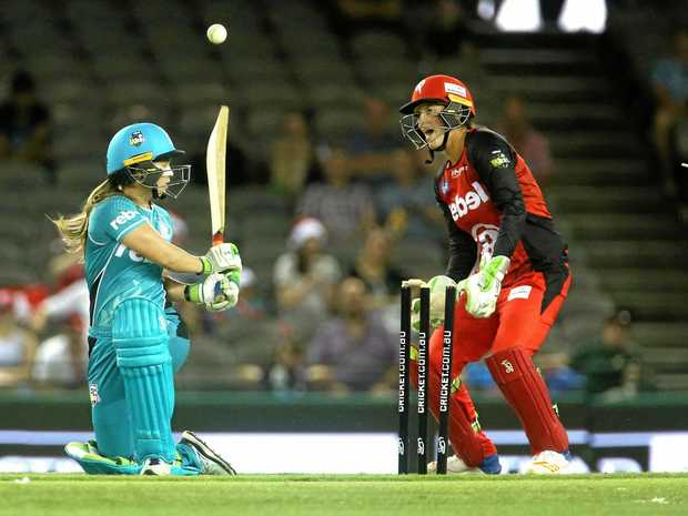 The Brisbane Heat meets the Melbourne stars in the first of their WBBL clashes at Harrup Park on Friday night.
