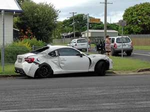 Teen charged over Bruce Hwy police chase, assault, car thefts