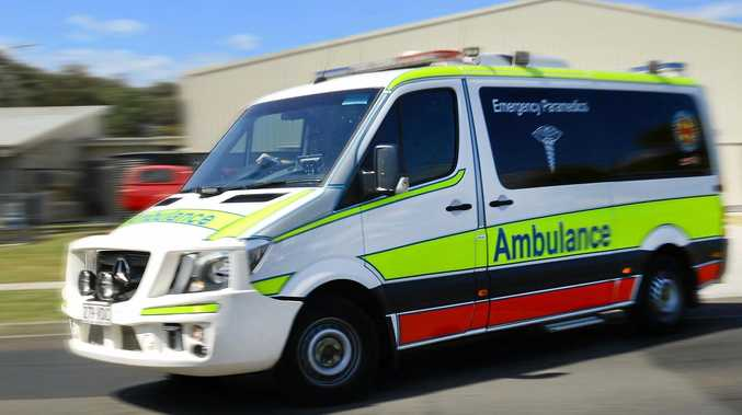 Emergency services were called to two Gympie crashes at the weekend.