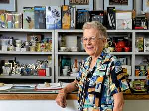At 80 years old, Shirley Boughen scoffs at retirement