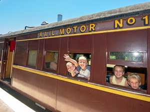 VIDEO: Vintage train tours of Coffs a sell-out