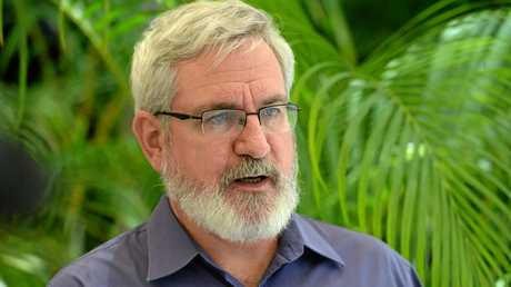 Queensland Greens Senator Andrew Bartlett.