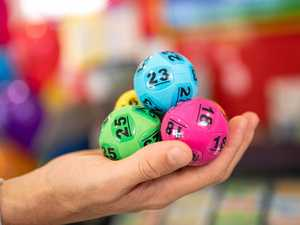 'I'm having a heart attack': 28 wins on one Lotto ticket