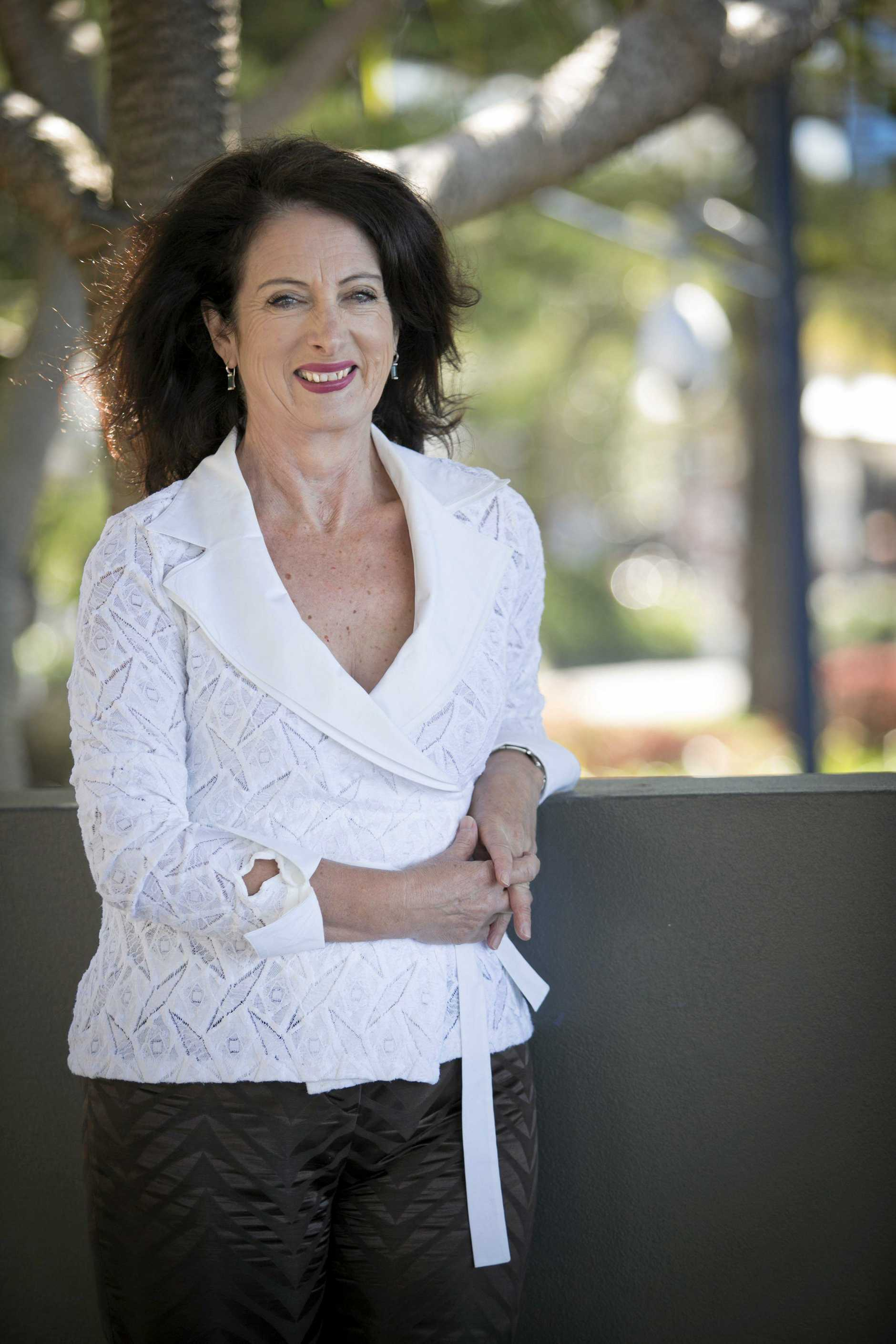 Sunshine Coast Business Council chairwoman Sandy Zubrinich.