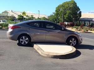 Car park fail has everyone saying...