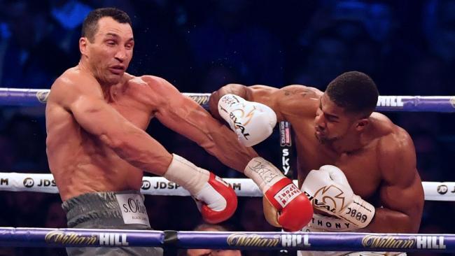 Boxing fan Craig Foster was floored like Wladimir Klitsckho after receiving an enormous bill.
