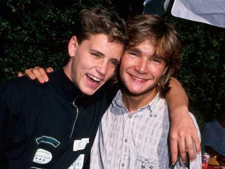 Corey Haim and Corey Feldman were the biggest child stars of the 1980s.