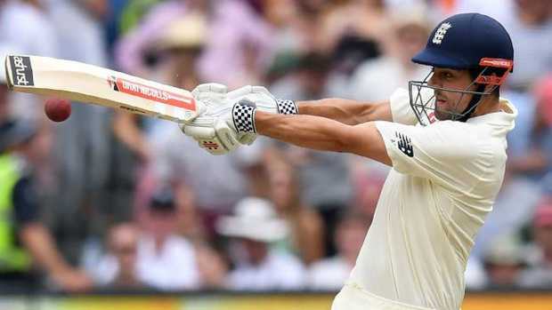 England's Alastair Cook scored an impressive double ton in Melbourne but overall failed to impress on tour.