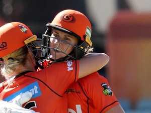 27 runs! WBBL star's horror over
