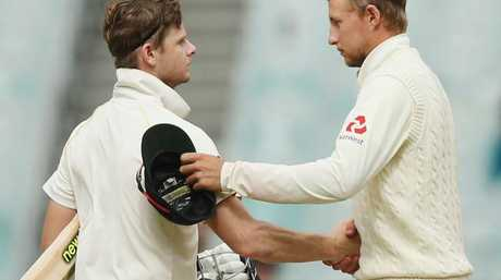 Joe Root couldn't contain Steve Smith.