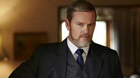 Craig McLachlan in the popular Doctor Blake Mysteries. Picture: Supplied/Seven.