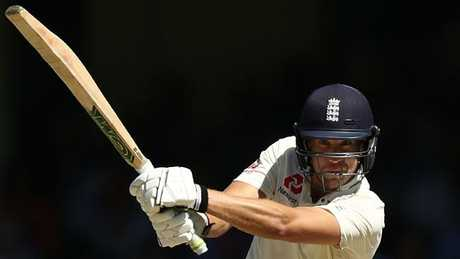 Dawid Malan performed solidly with the bat.